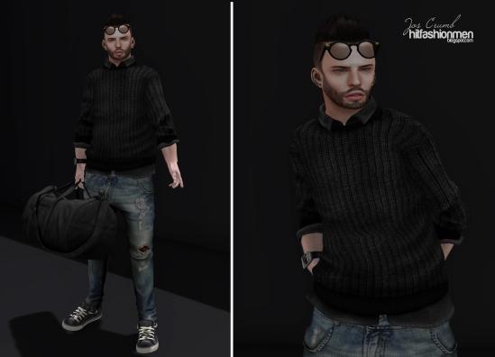 Joseph Crumb - Hit Fashion Men
