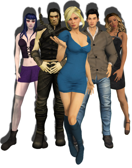 New Mesh Avatars Now Available in Second Life